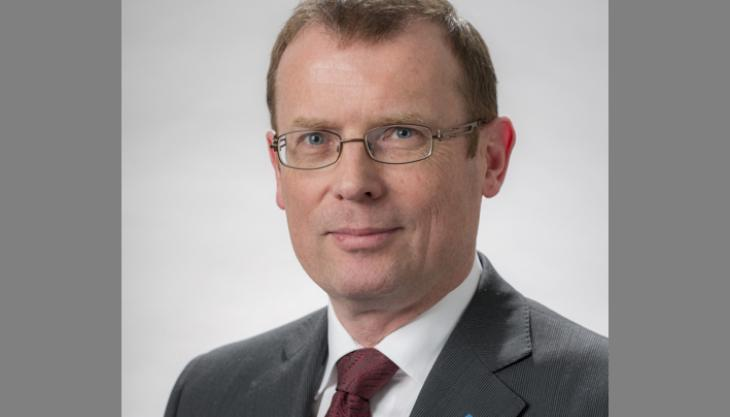 Frans Vreeswijk, IEC General Secretary and CEO