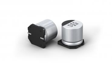 Panasonic miniature aluminium electrolytic capacitors