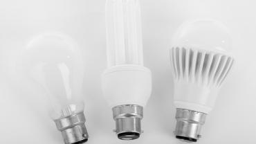 from incandescent to LED