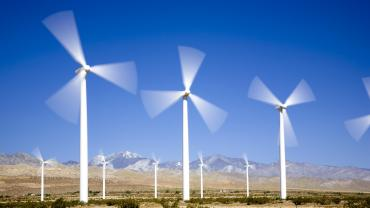 Onshore wind turbines