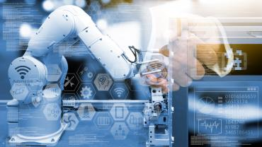 Automation controls manufacturing processes
