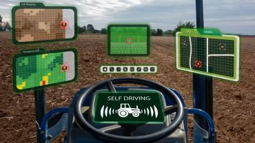 IoT technology for smart farming