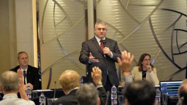 Regulators symposium at the 2019 IEC General Meeting in Shanghai