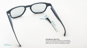Bosch Light Drive smart glasses