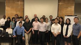 Participants at IECEE workshop held in Singapore