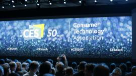 CES 2017 - 50 years anniversary