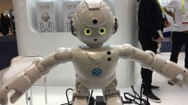Personal robots help at home