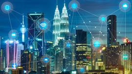 fully connected smart city