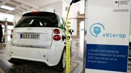 eNterop charging for EVs