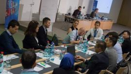 IEC Young Professionals workshop 2016 in Frankfurt, Germany