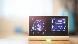 smart meter and thermostat
