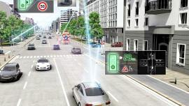 Autonomous vehicles will require intelligent infrastructure to function efficiently