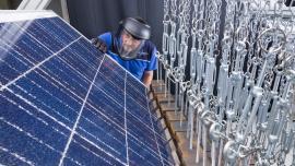 Solar PV load testing