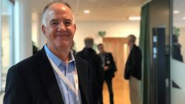 Image of Steve Holbrook, Chair of ISO/IEC JTC 1/SC 38