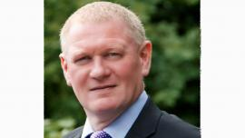 Alistair Mackinnon, Chair of IECRE