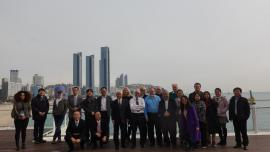 Group photo from the most recent ISO/IEC JTC 1/SC 35 meeting