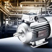 Siemens energy-efficient electric motor