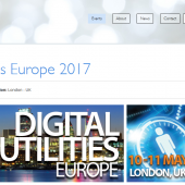 Digital Utilities Europe 2017
