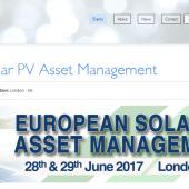 European Solar PV Asset Management