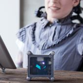 Tecla portable assistive device