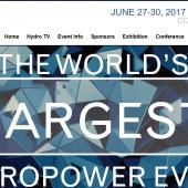 Hydrovision International 2017