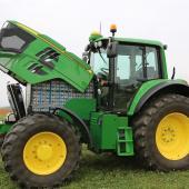 John Deere SESAM electric tractor
