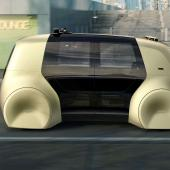 Fully autonomous self-driving pod
