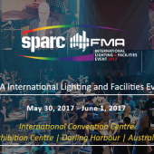 SPARC - FMA International Lighting and Facilities Event 2017