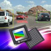 Semiconductor traffic imaging sensor