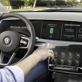 Systems in intelligent cars use biometrics