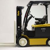 Retro-fitted fuel cells on forklifts