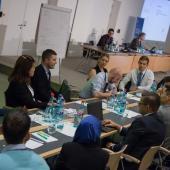 IEC Young Professionals workshop 2016 in Frankfurt, Germany