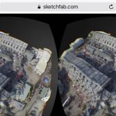 VR images help disaster assessment