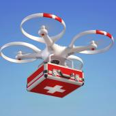 drone for disaster relief