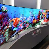 OLED screens made thanks to printed electronics
