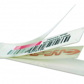 RFID label for vehicle ID access and authentication