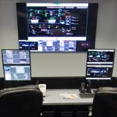 utility control room