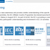 ACAS e-learning modules