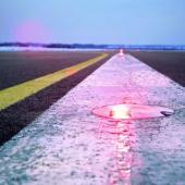 Hella LED-based runway
