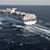 Maersk cargo