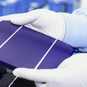 manufacturing solar cells