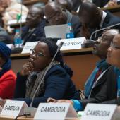 Delegates at Affiliate Forum 2017