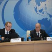 Ulrich Spindler - CAB meeting 2017 in Vladivostok