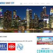 World Smart City website