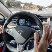 Autonomous vehicles use AI technology