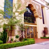 Larson Studios building