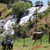 The Magiro Micro Hydro Power Project in rural Kenya