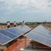 off-grid solar PV in India