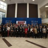 Group picture from 2017 Young Professionals workshop