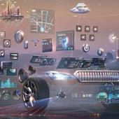 Connected car components